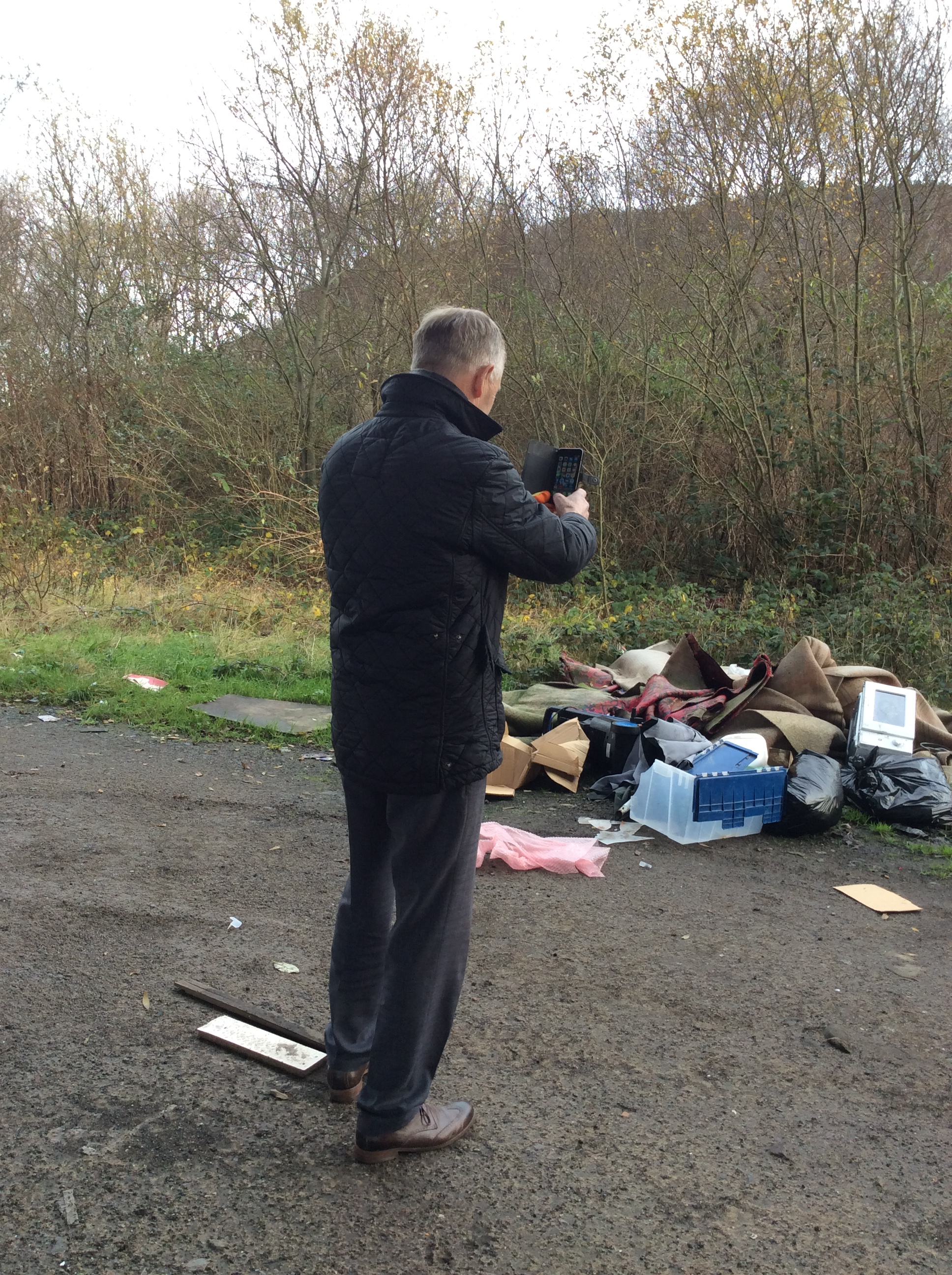 Fly-tipping prosecution success for Neath Port Talbot