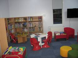 cwmafan junior library