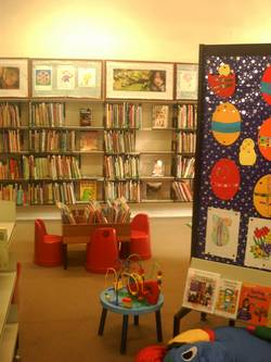 Cymmer Library
