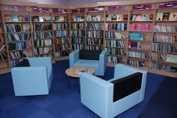 Port Talbot Library - large print